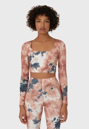 IM BALLERINA-LOOK - Long sleeved top - rose