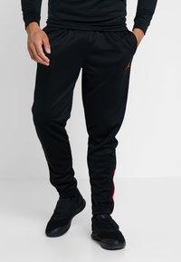 Jordan - JUMPMAN SUIT PANT - Træningsbukser - black/white/gym red - 0