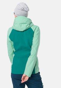 Jack Wolfskin - Hardshell jacket - emerald green - 1