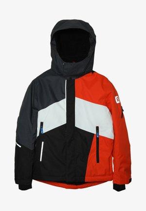 LAKS - Kurtka snowboardowa - orange