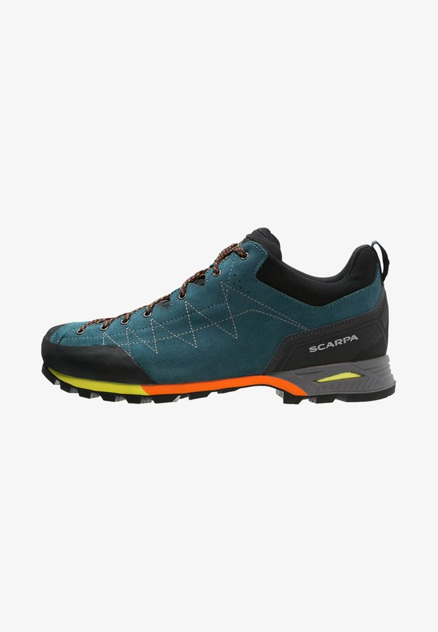 ZODIAC - Hiking shoes - lake blue