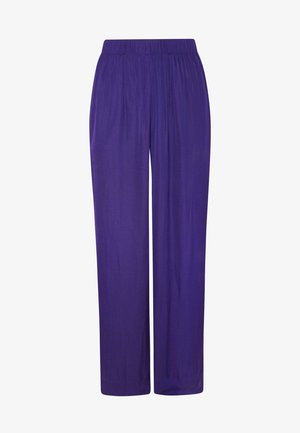 Broek - dark purple