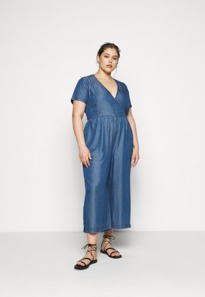 Jumpsuit - light indigo
