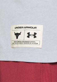 Under Armour - ROCK - Top - mod gray light heather - 3