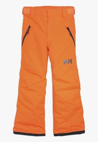 Helly Hansen - LEGENDARY  UNISEX - Snow pants - neon orange - 0