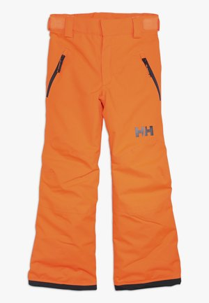 LEGENDARY  UNISEX - Snow pants - neon orange