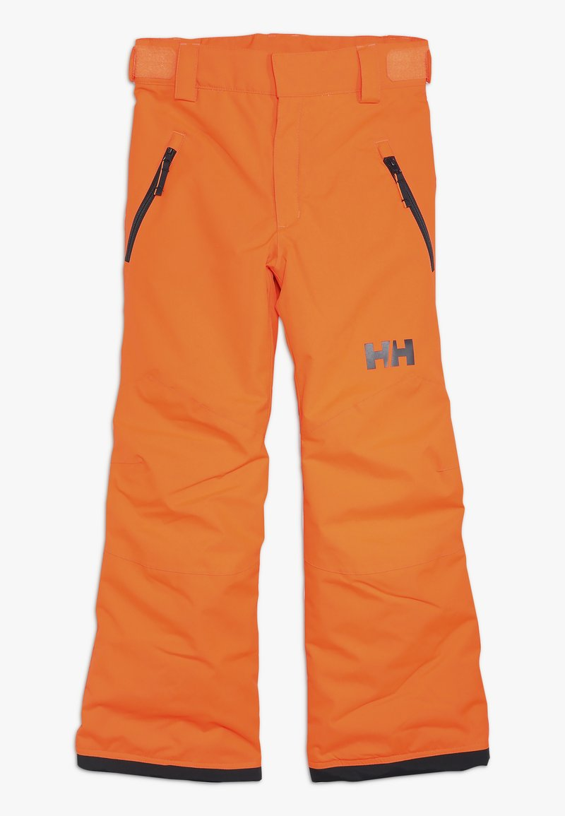 Helly Hansen - LEGENDARY  UNISEX - Snow pants - neon orange