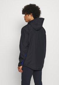 Ellesse - MEDRELLO - Summer jacket - black - 2