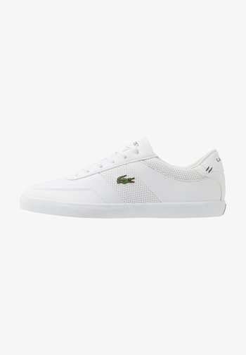 COURT MASTER - Sneakers - white