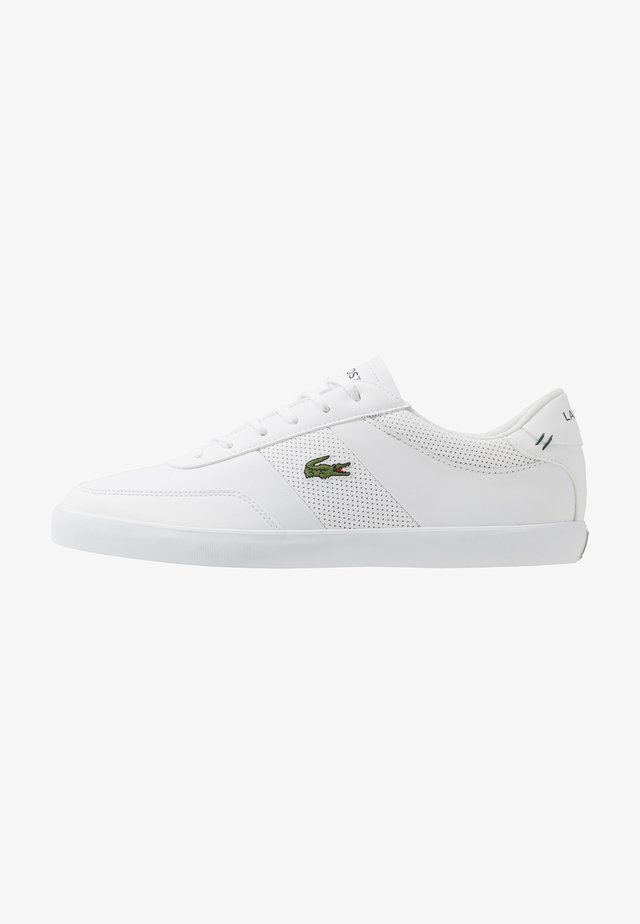 COURT MASTER - Trainers - white