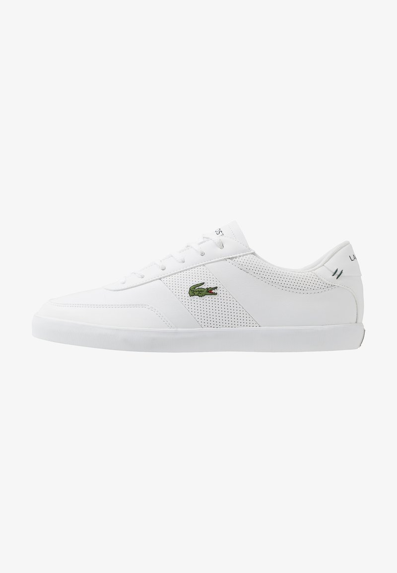 Lacoste - COURT MASTER - Sneakers laag - white