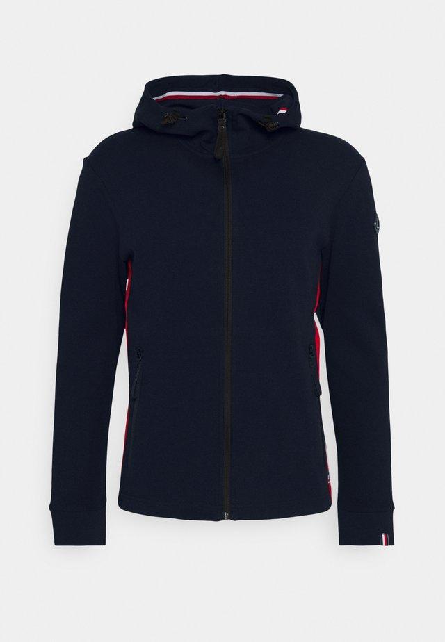 KANTOLA - veste en sweat zippée - dark blue