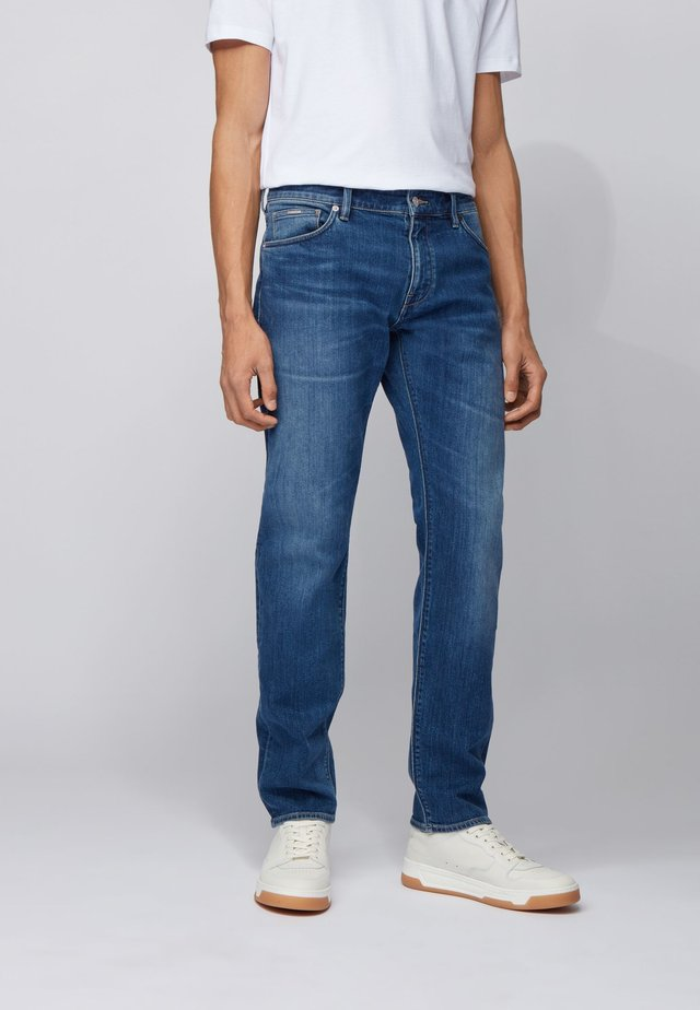 MAINE3 - Jeans Straight Leg - blue