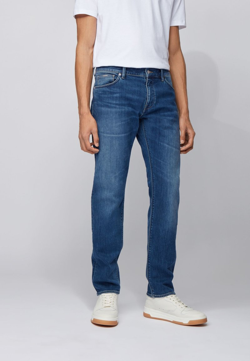 BOSS - MAINE3 - Straight leg jeans - blue