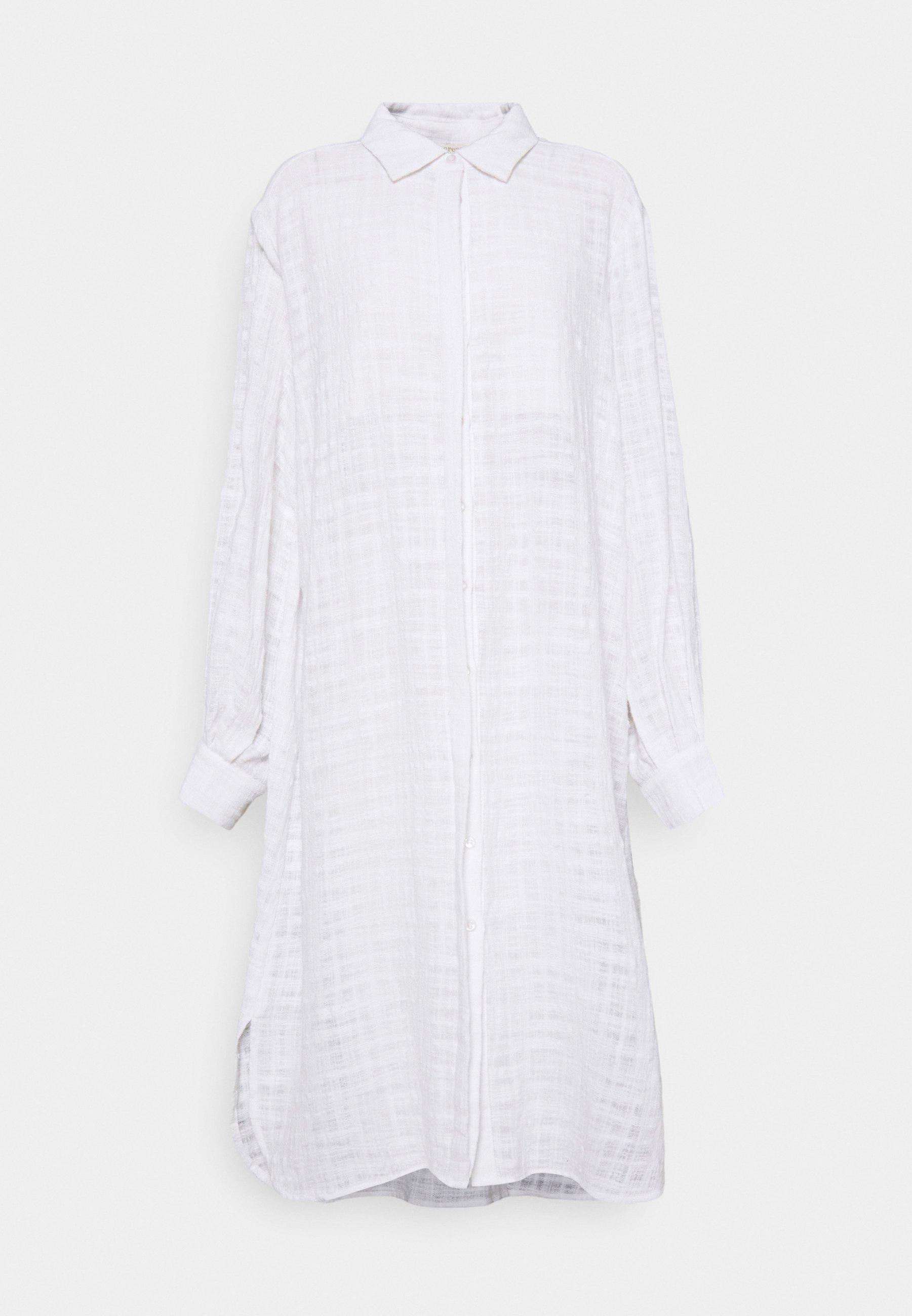 Women KIRANA LONG - Button-down blouse