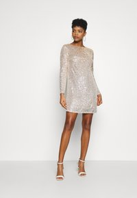 TFNC - REVEL DRESS - Cocktail dress / Party dress - gold/silver - 1