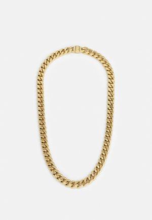 CURB UNISEX - Smykke - gold-coloured shiny