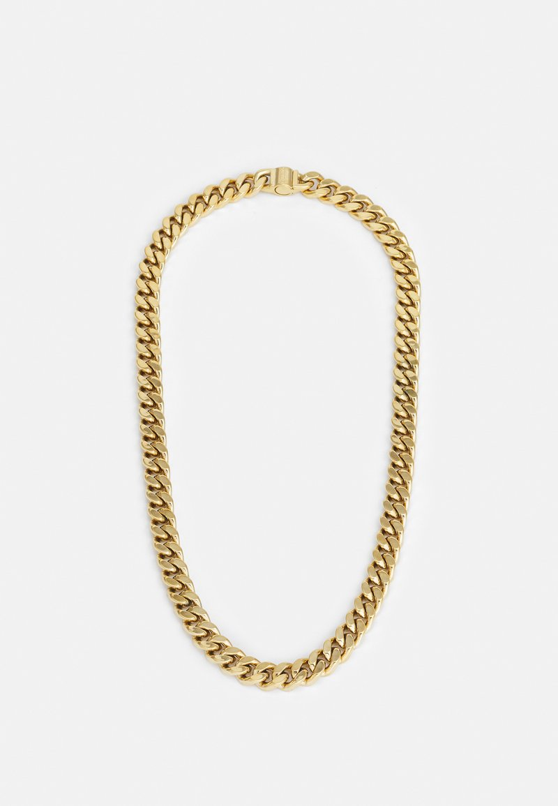 Guess - CURB UNISEX - Necklace - gold-coloured shiny