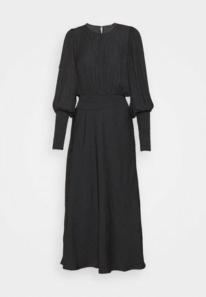 PRICKLY ELLIEA DRESS - Robe d'été - black