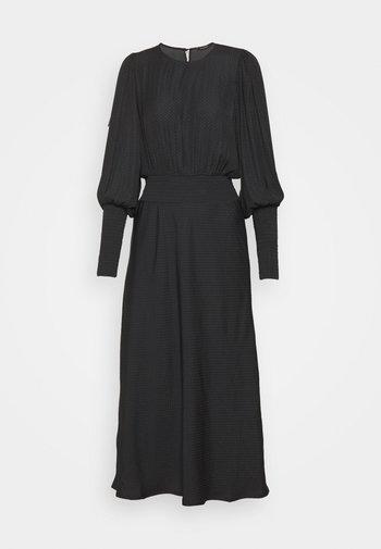 PRICKLY ELLIEA DRESS - Vestido informal - black