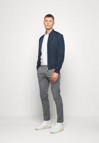 Cinque - CIBRODY TROUSER - Trousers - blue - 1