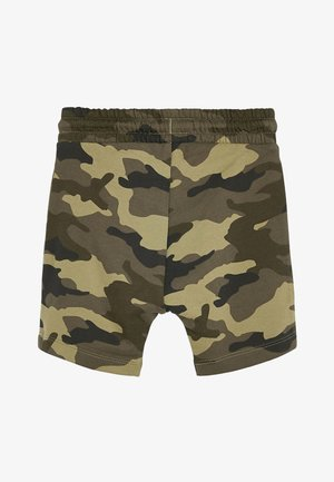 CAMOUFLAGE SHORTS (3MTHS-7YRS) - Kraťasy - green