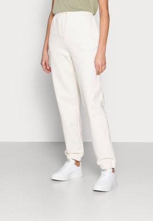 UNDYED TROUSERS - Teplákové kalhoty - undyed