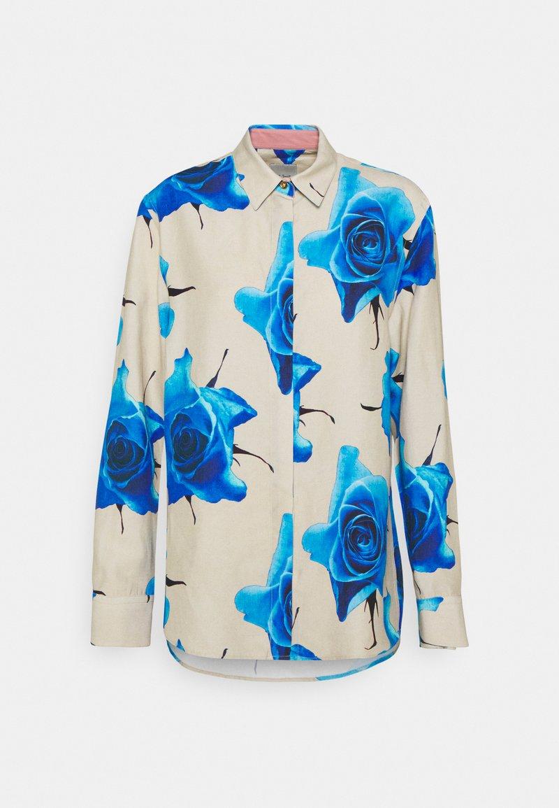 Paul Smith - WOMENS - Blouse - blue/navy
