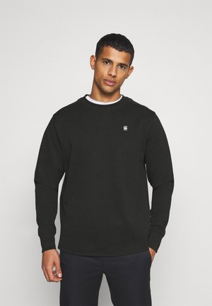LASH R SW L\S - Sweatshirt - saturn dark black