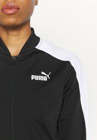 Puma - BASEBALL TRICOT SUIT SET - Survêtement - puma black - 6
