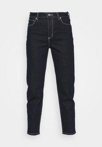 Abrand Jeans - HIGH - Slim fit jeans - mercury - 3