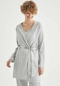 DeFacto - Dressing gown - grey - 0