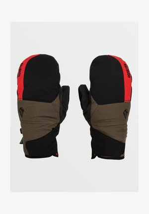 STAY DRY GORE-TEX - Guantes - red