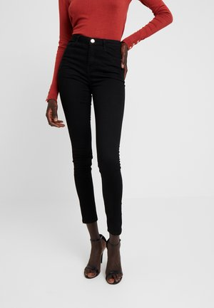 SHAPE AND LIFT - Jeans Skinny Fit - black