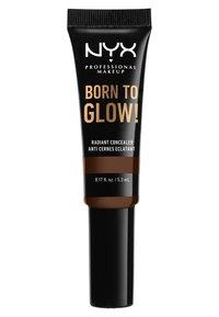 Nyx Professional Makeup - BORN TO GLOW RADIANT CONCEALER - Concealer - 22 deep - 1