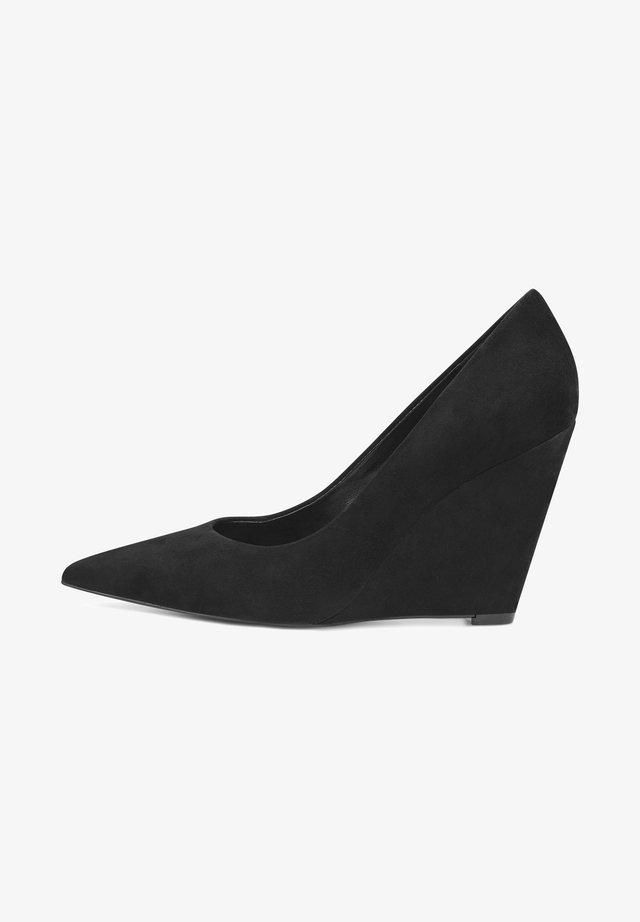 VINTAGELUV - High heels - black