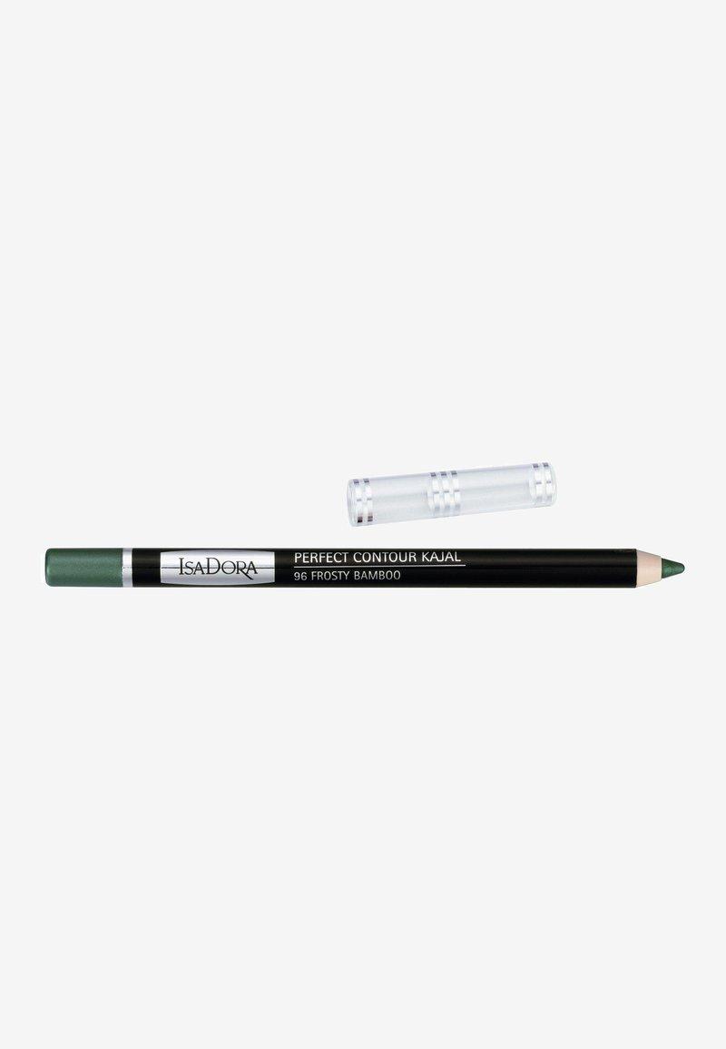 IsaDora - PERFECT CONTOUR KAJAL - Eyeliner - frosty bamboo