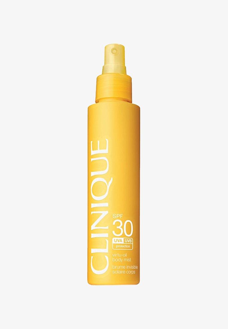 Clinique - SPF30 VIRTU-OIL BODY MIST 144ML - Ochrona przeciwsłoneczna - -