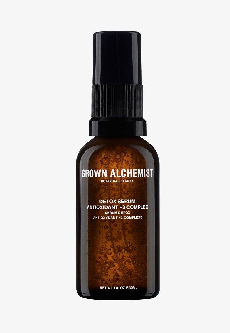 Grown Alchemist - DETOX SERUM ANTIOXIDANT+3 COMPLEX - Sérum - -