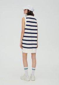 PULL&BEAR - DRESS - Day dress - white - 2