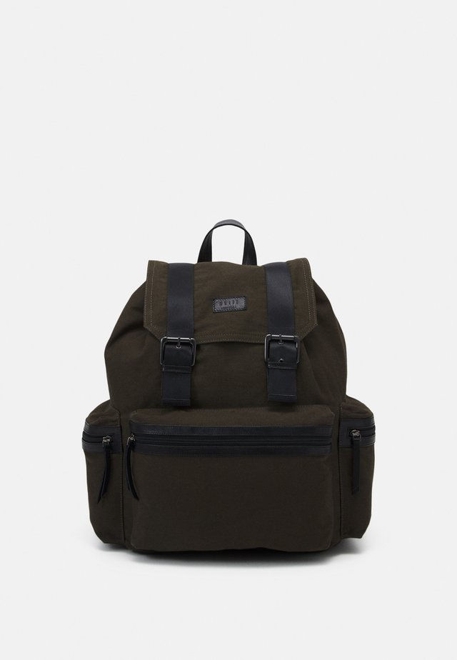 ZAC BACKPACK UNISEX - Batoh - khaki
