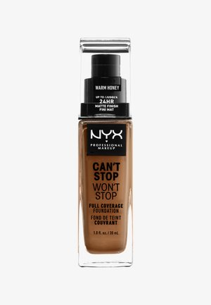 CAN'T STOP WON'T STOP FOUNDATION - Foundation - 15.9 warm honey