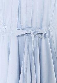 Steffen Schraut - BROOKE FANCY DRESS - Shirt dress - sky blue - 6