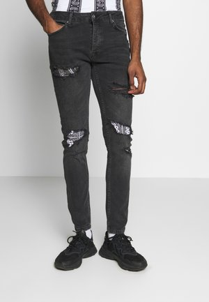 BANDANA  - Jeans Skinny Fit - black