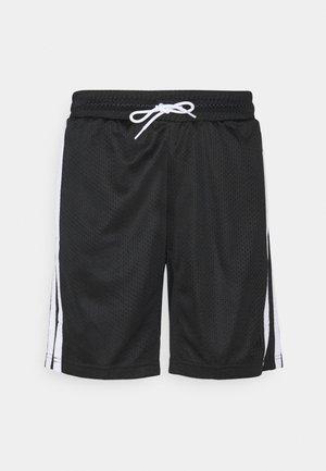 SUMMER BASKETBALL PRIMEGREEN SHORTS - Sportovní kraťasy - black
