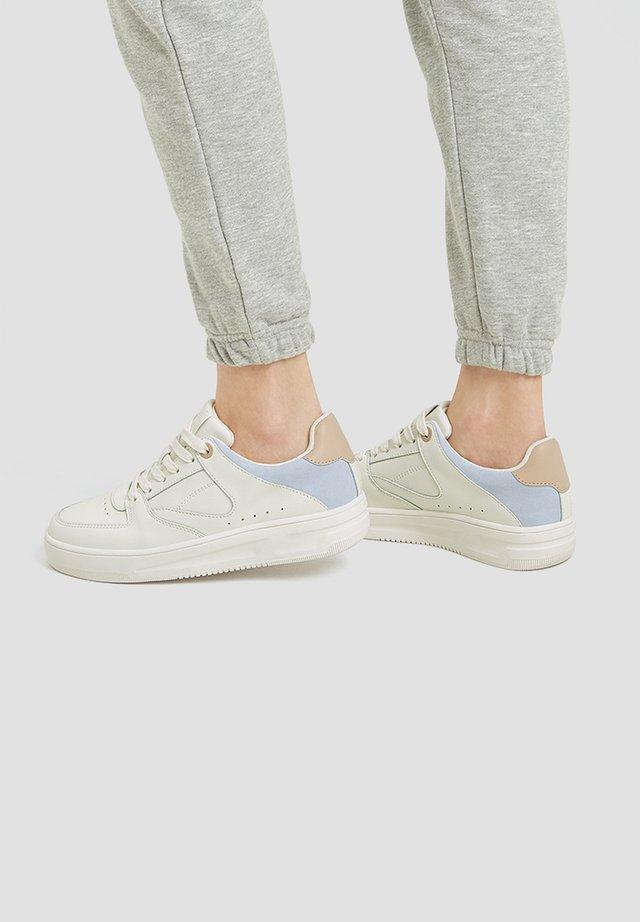 MIT ELEMENTEN - Sneakers laag - white