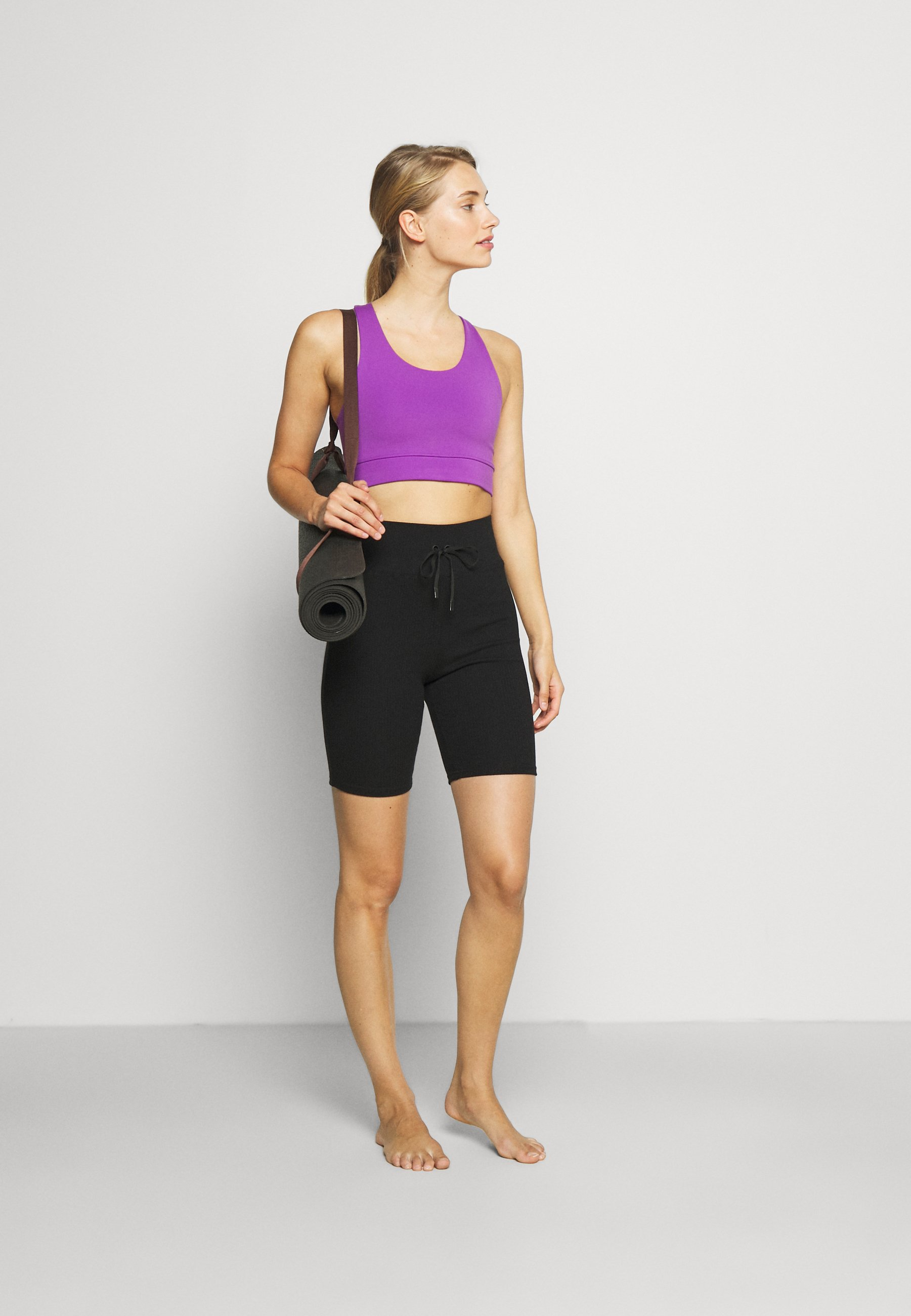 Femme LIFESTYLE MID LENGTH BIKE SHORT - Collants