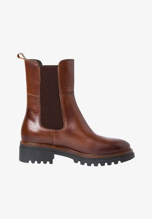 Classic ankle boots - muscat leather
