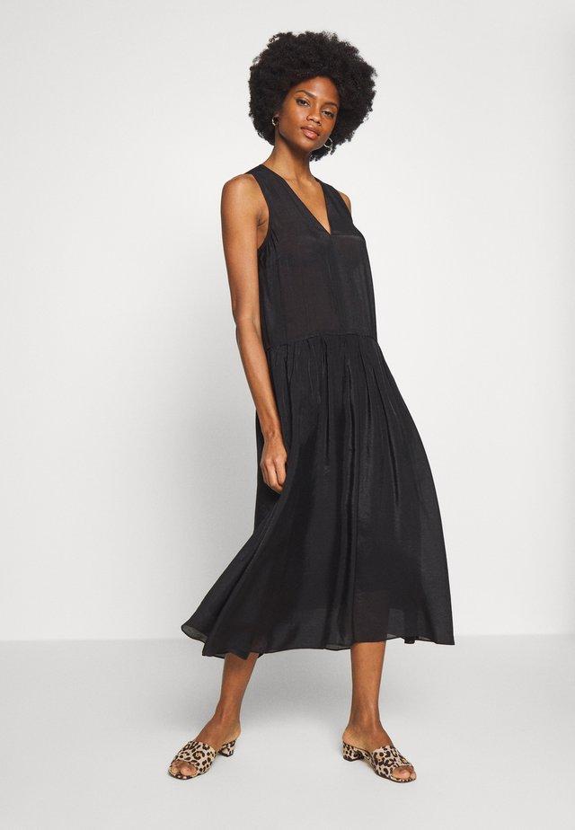 DELICIAIW DRESS - Denní šaty - black