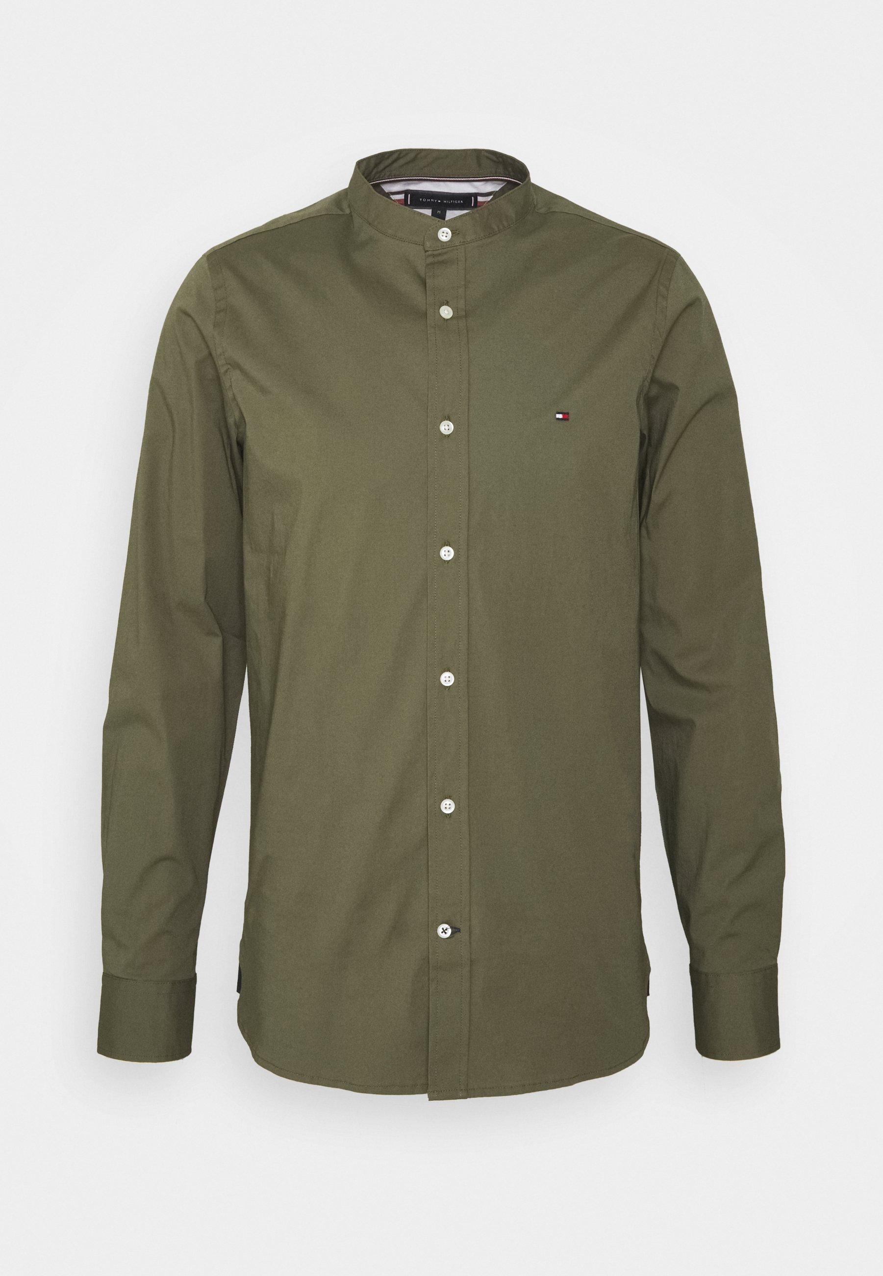 Uomo SLIM STRETCH SHIRT - Camicia